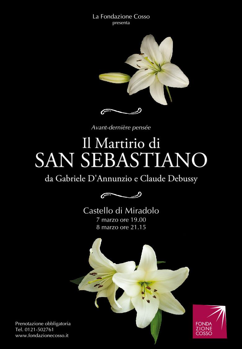 CastellodiMiradolo-Il-Martirio-di-San-Sebastiano-Poster1
