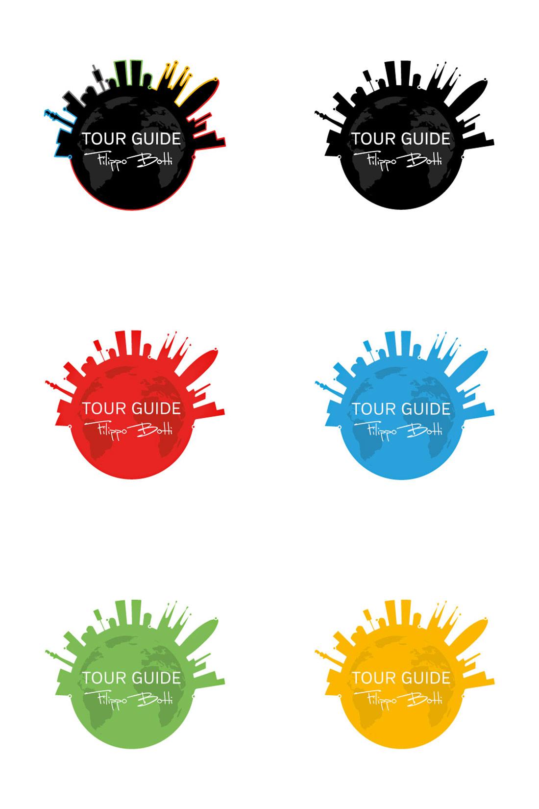 FilippoBotti-TourGuide-Logo